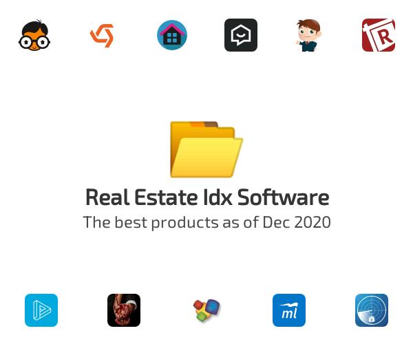 Real Estate Idx Software