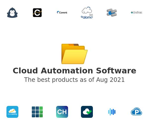 Cloud Automation Software