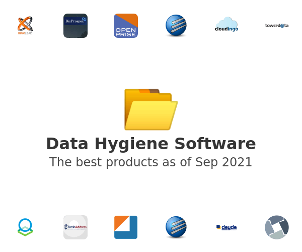 Data Hygiene Software