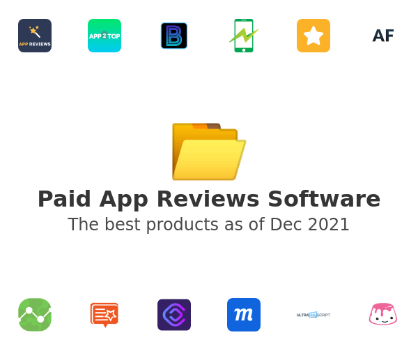 Paid App Reviews Software
