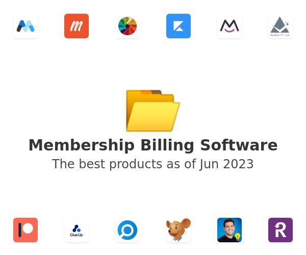 Membership Billing Software