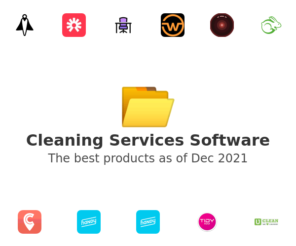 Cleaning Services Software