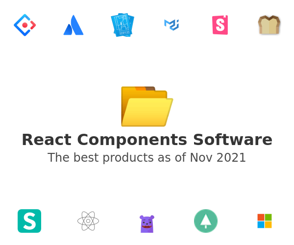 React Components Software