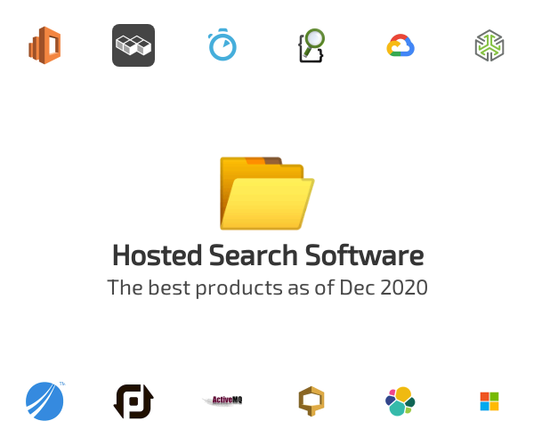 Hosted Search Software