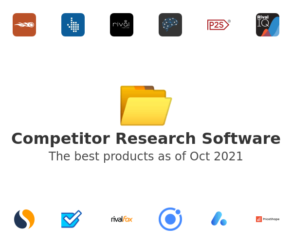 Competitor Research Software