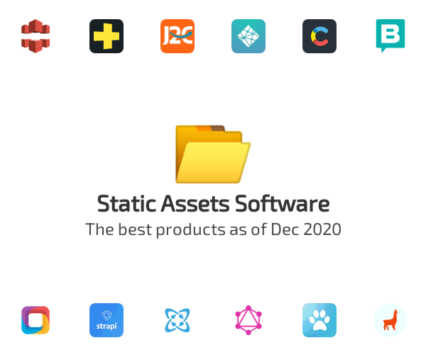 Static Assets Software