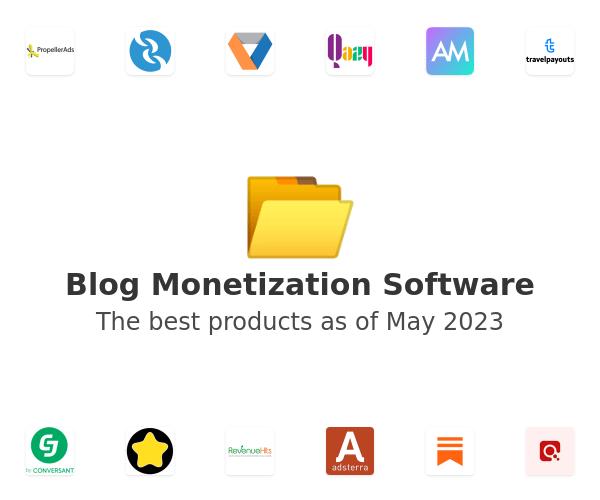Blog Monetization Software