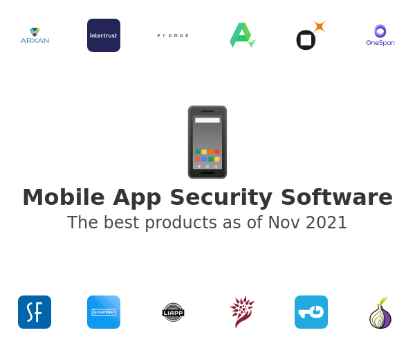 Mobile App Security Software