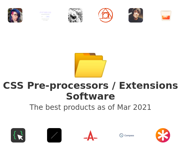 CSS Pre-processors / Extensions Software