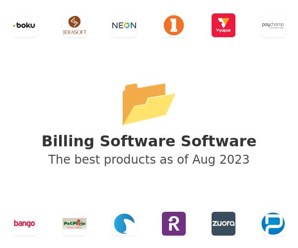 Billing Software Software