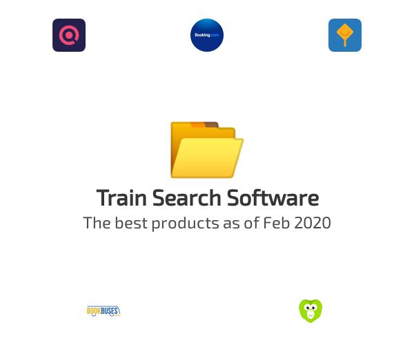 Train Search Software