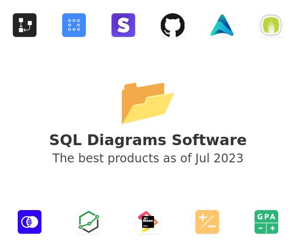 SQL Diagrams Software