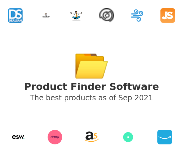 Product Finder Software