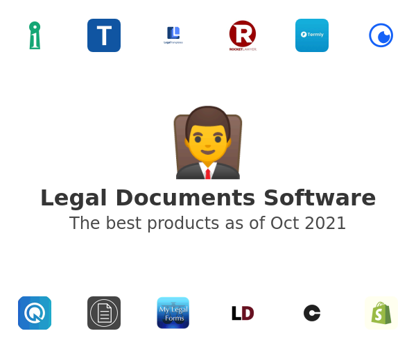 Legal Documents Software