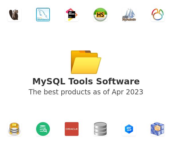 MySQL Tools Software