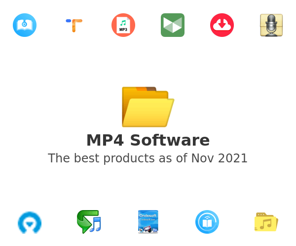 MP4 Software