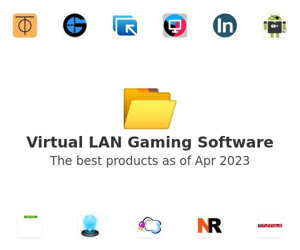 Virtual LAN Gaming Software