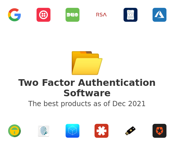 Two Factor Authentication Software