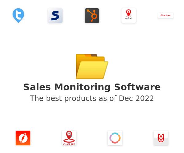 Sales Monitoring Software