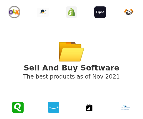 Sell And Buy Software