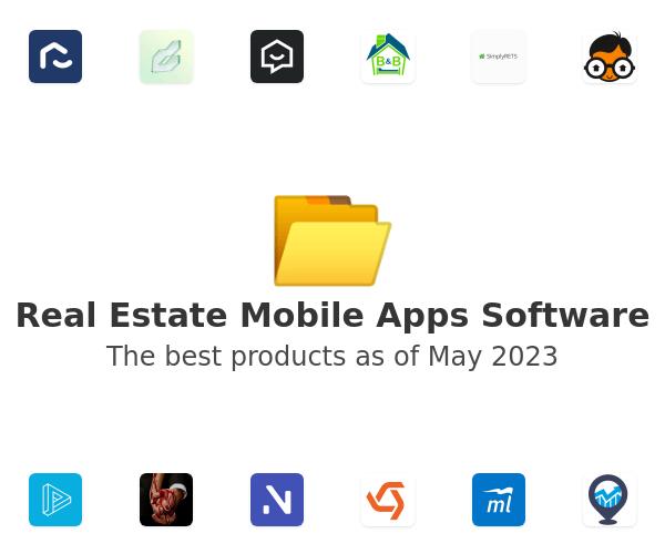 Real Estate Mobile Apps Software