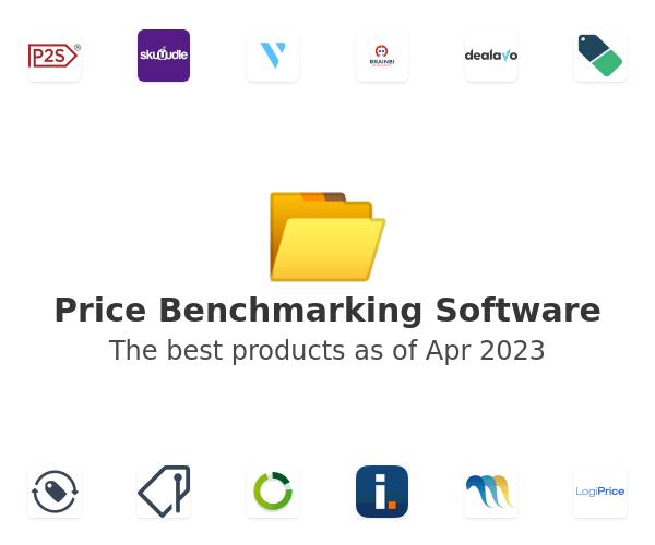 Price Benchmarking Software