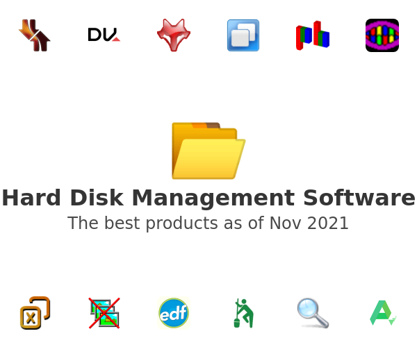 Hard Disk Management Software