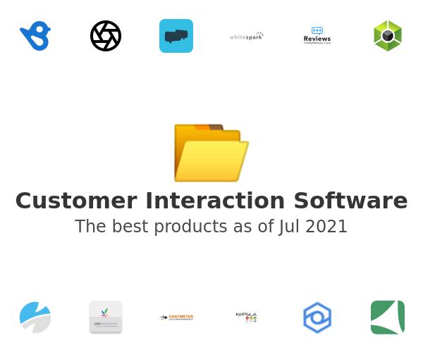 Customer Interaction Software
