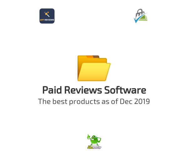 Paid Reviews Software