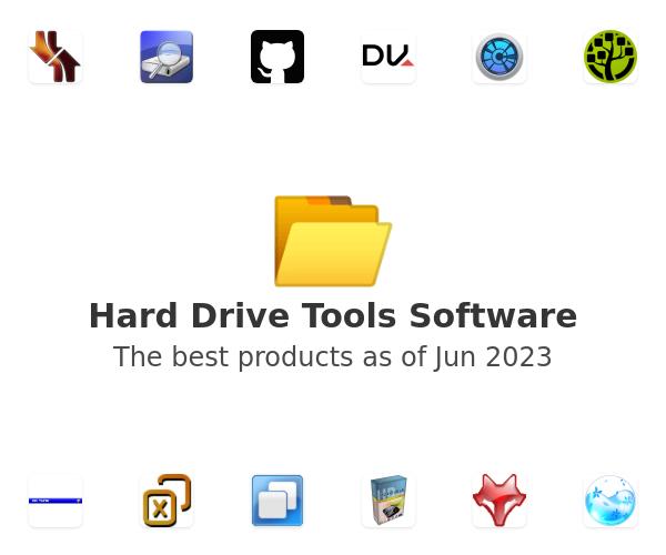 Hard Drive Tools Software
