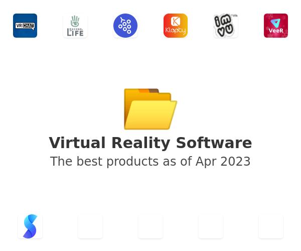 Virtual Reality Software