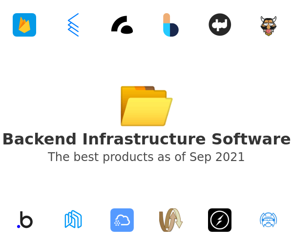 Backend Infrastructure Software