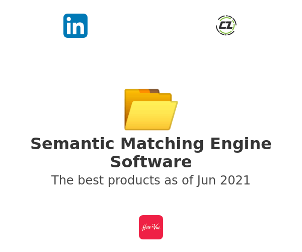Semantic Matching Engine Software