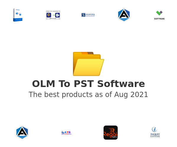 OLM To PST Software