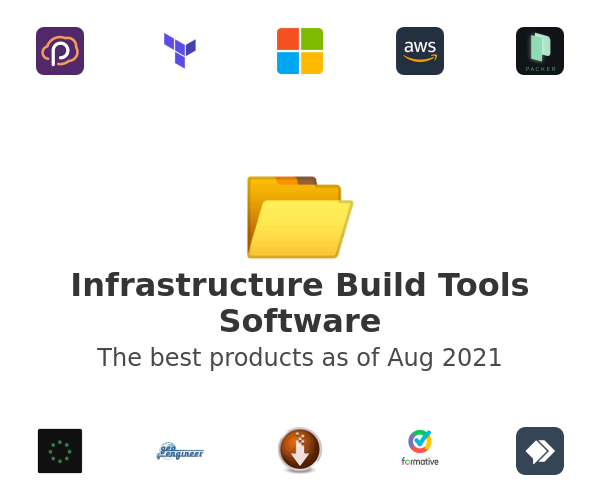 Infrastructure Build Tools Software