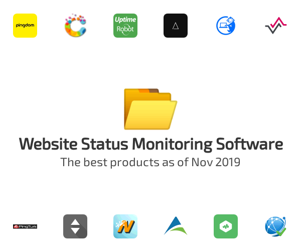 Website Status Monitoring Software