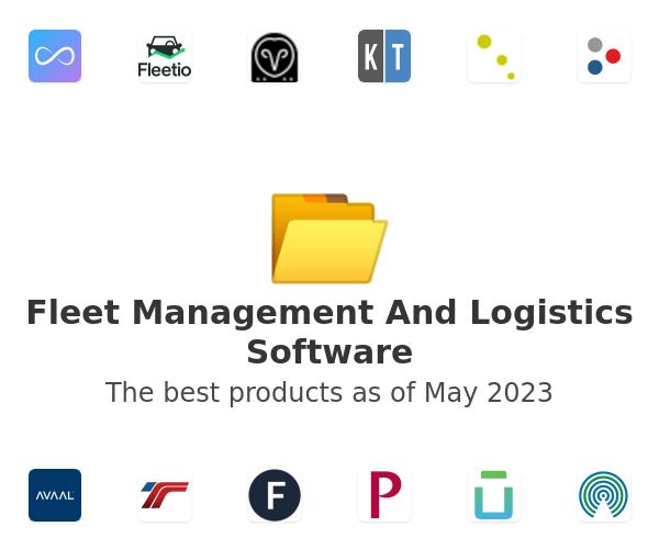 Fleet Management And Logistics Software