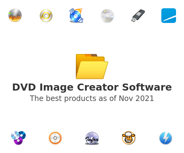 DVD Image Creator Software