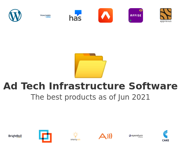 Ad Tech Infrastructure Software