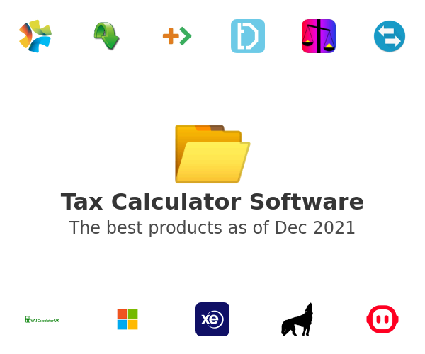 Tax Calculator Software