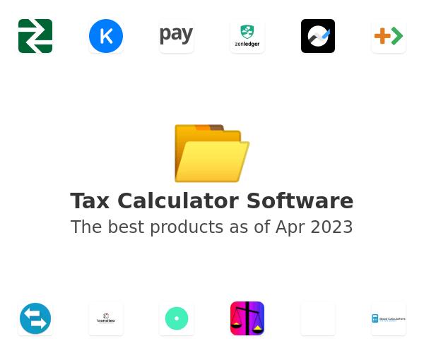 Tax Calculator Software