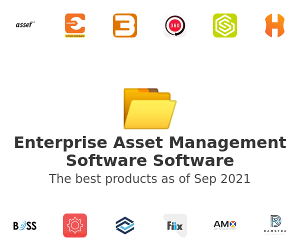 Enterprise Asset Management Software Software