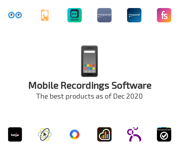 Mobile Recordings Software
