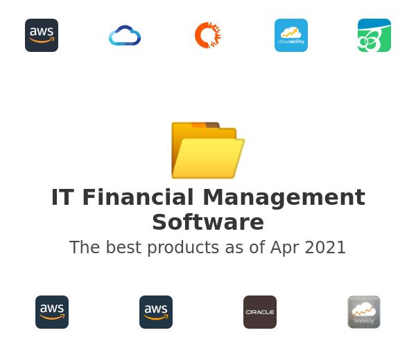 IT Financial Management Software