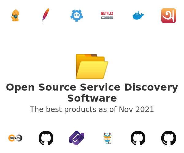 Open Source Service Discovery Software