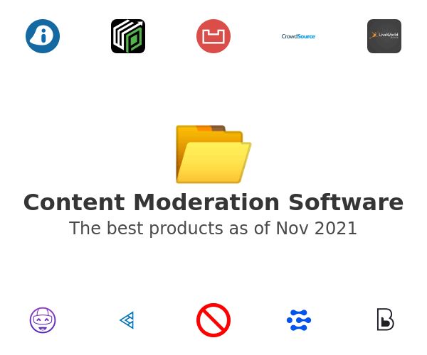 Content Moderation Software