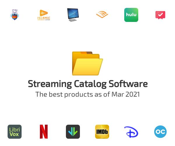 Streaming Catalog Software