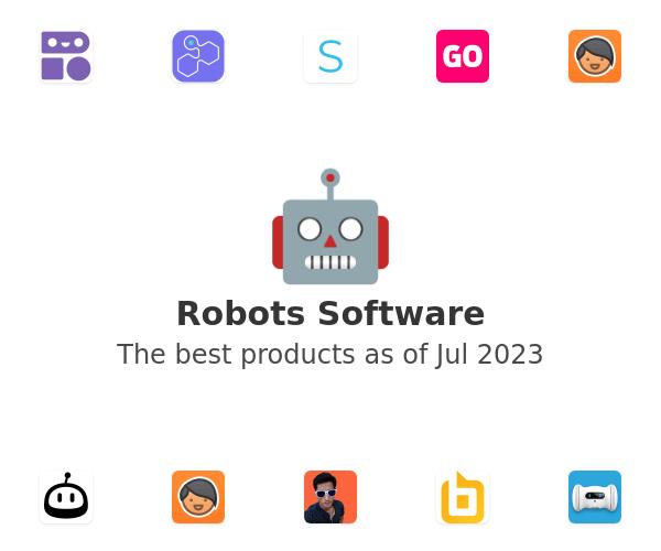 Robots Software