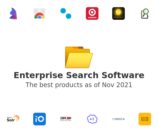 Enterprise Search Software