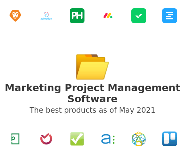 Marketing Project Management Software